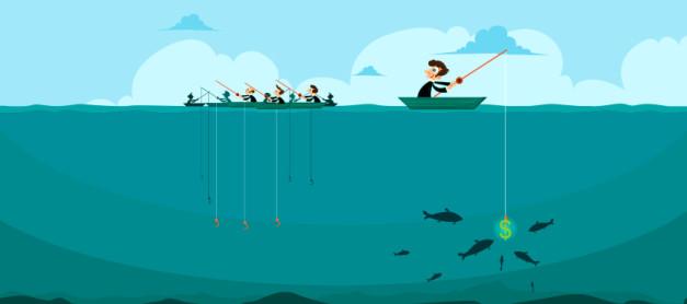 Vamos pescar clientes?